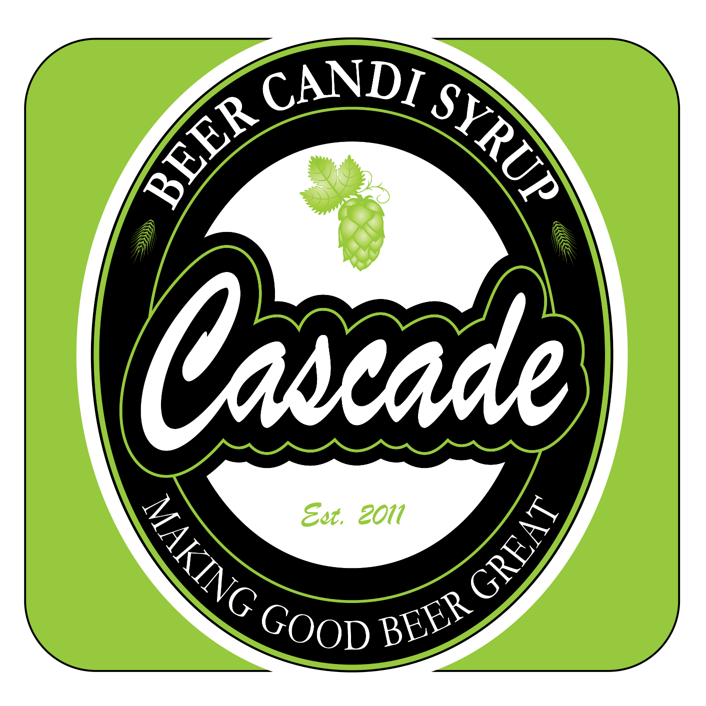 Cascade Beer Candi Syrup